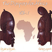 The Diaspora For Africa Vol. 1 de Various Artists