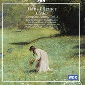 Pfitzner: Lieder (Complete Edition, Vol. 3) de Various Artists