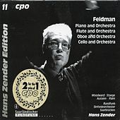 Feldman: Piano and Orchestra - Flute and Orchestra - Oboe and Orchestra - Cello and Orchestra by Various Artists