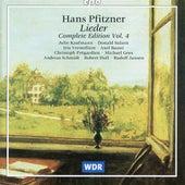 Pfitzner: Lieder (Complete Edition, Vol. 4) de Various Artists