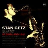 Stan Getz Quartet at Birdland 1961 von Stan Getz