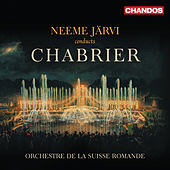 Neeme Jarvi conducts Chabrier von Various Artists