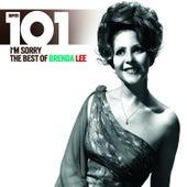 101 - I'm Sorry: The Best of Brenda Lee de Brenda Lee
