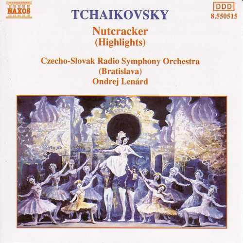 Nutcracker (Highlights) by Pyotr Ilyich Tchaikovsky