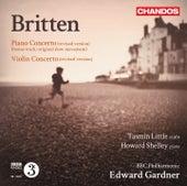 Britten: Piano Concerto - Violin Concerto by Various Artists