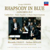 Gershwin: Rhapsody In Blue di Stefano Bollani