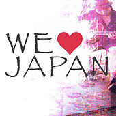 We Love Japan fra Various Artists