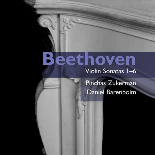 Beethoven: Violin Sonatas 1-6 by Pinchas Zukerman