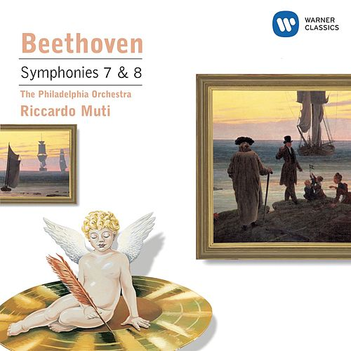 Beethoven: Symphonies 7 & 8 by Philadelphia Orchestra