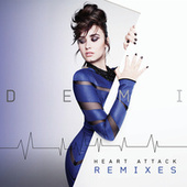 Heart Attack Remixes de Demi Lovato