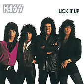Lick It Up von KISS