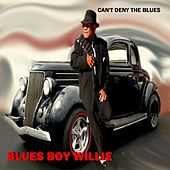 Can't Deny the Blues by Blues Boy Willie