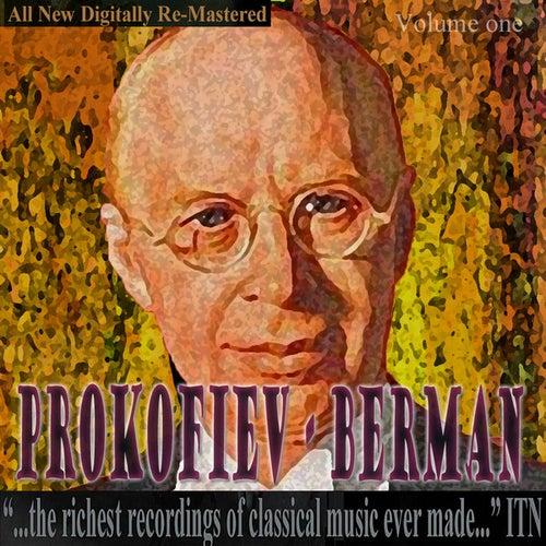 Berman - Prokofiev Volume 1 by Lazar Berman
