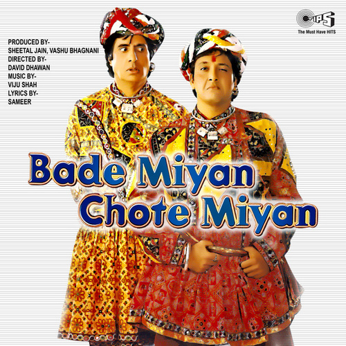 Bade Miyan Chote Miyan (Original Motion Picture Soundtrack) by Various Artists