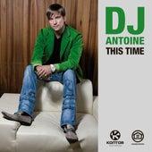This Time 2K12 de DJ Antoine