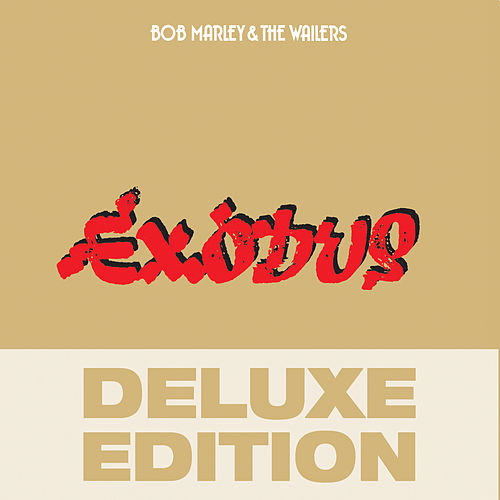 Exodus: Deluxe Edition by Bob Marley