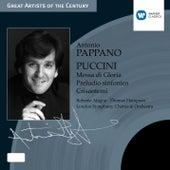 Puccini: Messa di Gloria, Preludio sinfonico & Crisantemi von Antonio Pappano