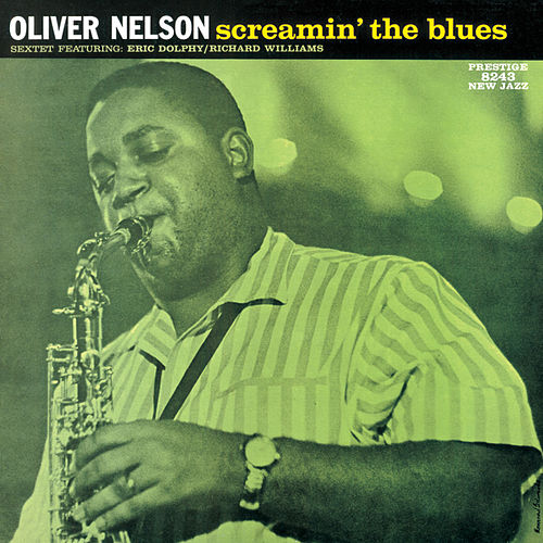 Screamin' The Blues by Various Artists