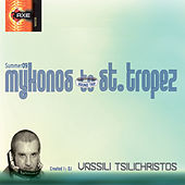 Mykonos To St Tropez 3 von Various Artists