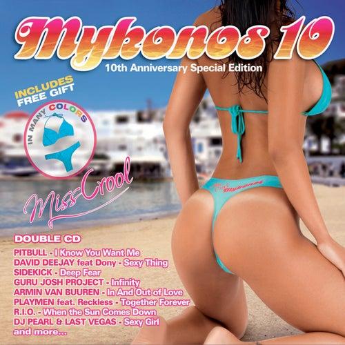 Mykonos 10 de Various Artists