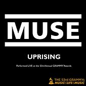 Uprising (Live at the 53rd Annual Grammy Awards) von Muse