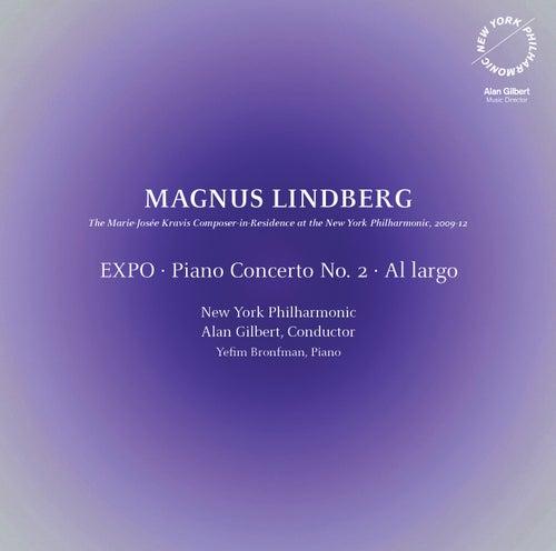 Lindberg: EXPO - Piano Concerto No. 2 - Al largo by New York Philharmonic