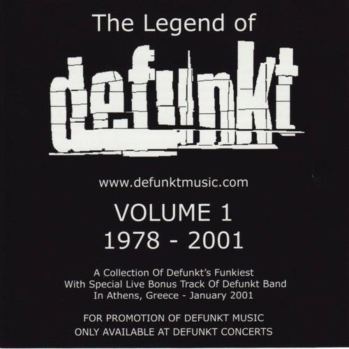 The Legend of Defunkt, Vol. 1 (1978-2001) de Defunkt