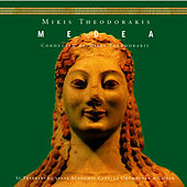 Medea - Oper in zwei Akten - basierend auf der Tragödie von Euripides by Mikis Theodorakis (Μίκης Θεοδωράκης)