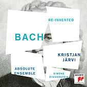 Bach Re-invented by Various Artists