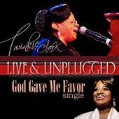 God Gave Me Favor by Twinkie Clark