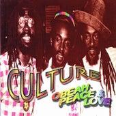 Obeah Peace & Love de Culture