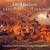 Undara Dawn by David Hudson