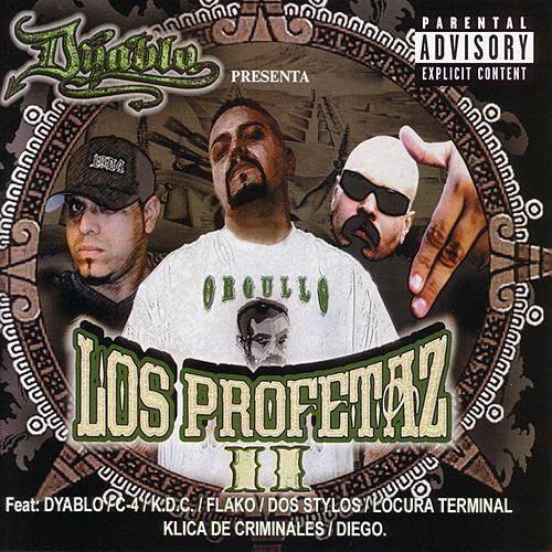 Los Profetaz Vol. 2 by Various Artists