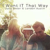 I Want It That Way de Landon Austin