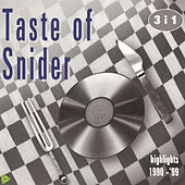 Taste Of Snider by Gary Snider