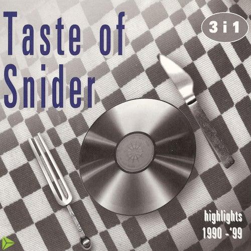 Taste Of Snider von Gary Snider
