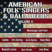American Folk Singers and Balladeers, Vol. II by Various Artists