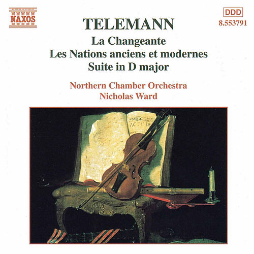 Overture / Suites by Georg Philipp Telemann