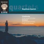 Wigmore Hall Live - Tchaikovsky: String Quartet In E Flat Minor / Schubert: String Quartet In D Minor