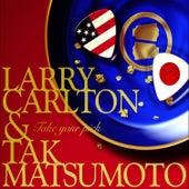 Take Your Pick by Tak Matsumoto