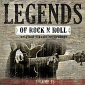 Legends of Rock n' Roll, Vol. 13 (Original Classic Recordings) by Various Artists