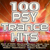 100 Psytrance Hits - Best of Electronic Dance Music, Goa, Progressive, Techno, Psychedelic, Acid House, Hard Dance, Trance Anthem by Various Artists
