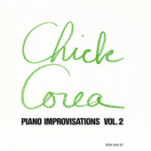 Piano Improvisations Vol. 2 by Chick Corea