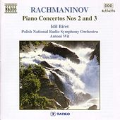 Piano Concertos Nos. 2 and 3 by Sergei Rachmaninov