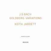 Johann Sebastian Bach: Goldberg Variations by Keith Jarrett