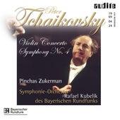 Peter Ilyich Tchaikovsky: Violin Concerto - Symphony No. 4 de Various Artists