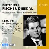 Johannes Brahms: Die schöne Magelone von Dietrich Fischer-Dieskau