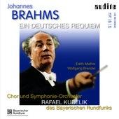 J. Brahms: Ein Deutsches Requiem de Various Artists
