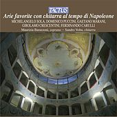 Arie favorite con chitarra al tempo di Napoleone by Various Artists
