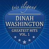 Greatest Hits, Vol. 1 by Dinah Washington